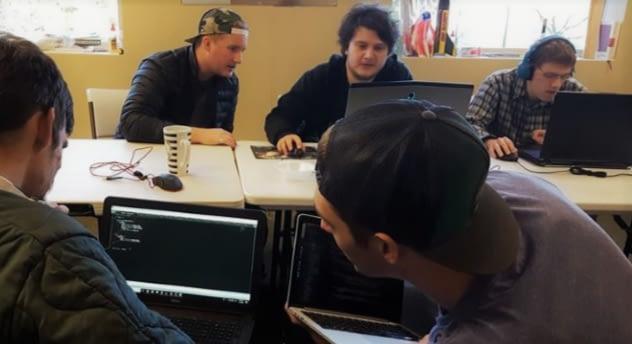 Learning marketable tech skills