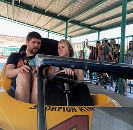 Go-Karting fun
