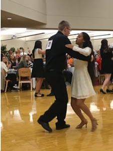 Social Dance Class at DSU